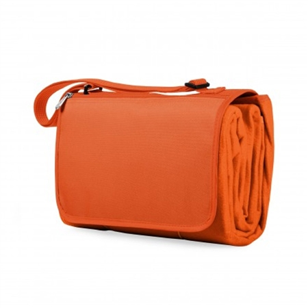 Picnic Time Blanket Tote - Orange
