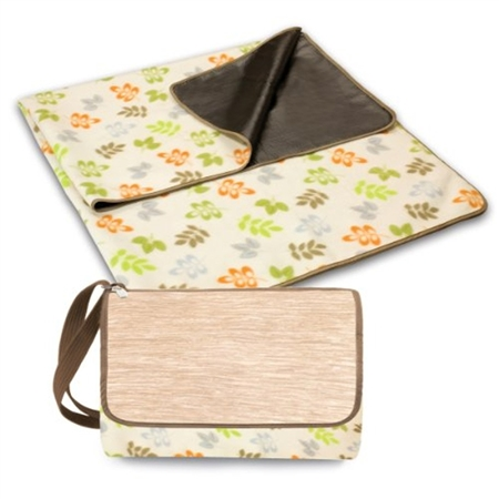 Picnic Time Blanket Tote - Botanica Collection
