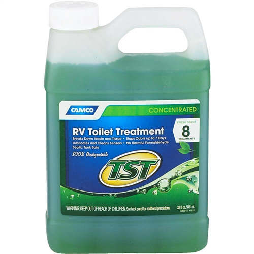 Camco 40226 TST Fresh Scent RV Toilet Treatment - 32 Oz