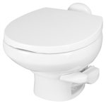 Thetford 42059 Low Profile Style II China RV Toilet White