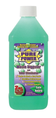 OP Products 22001 16 oz. Pure Power Waste Digester