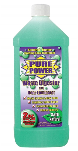 OP Products 22002 32 oz. Pure Power Waste Digester