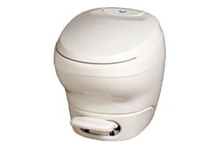 Thetford 31085 Parchment High Profile Bravura Toilet Without Water Saver