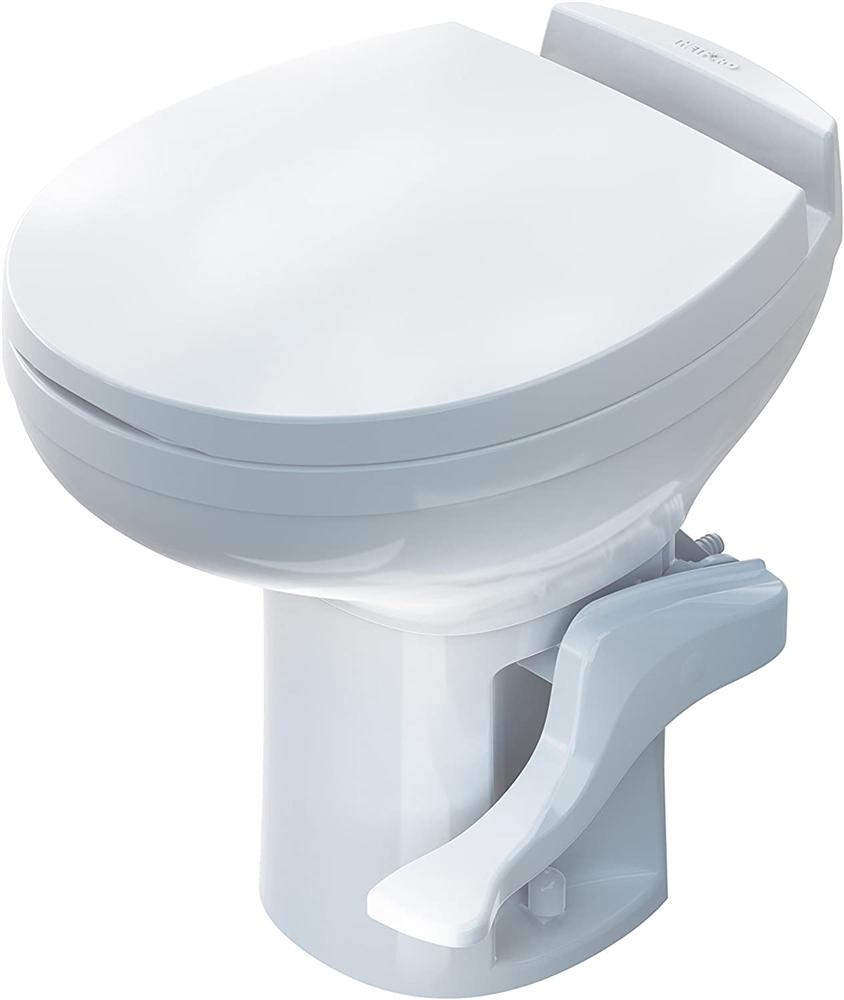 Thetford 42169 Aqua Magic Residence High Profile RV Toilet - White