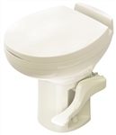 Thetford 42171 Aqua Magic High Profile Residence RV Toilet - Bone White