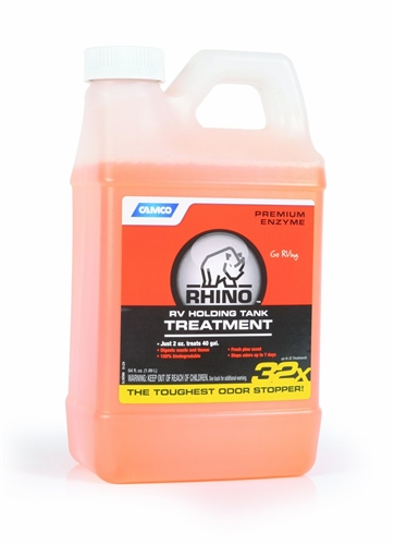 Camco 41514 Rhino RV Holding Tank Treatment - 64 Oz