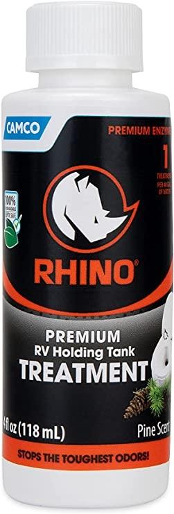 Camco 41515 Rhino RV Holding Tank Treatment - 4 Oz