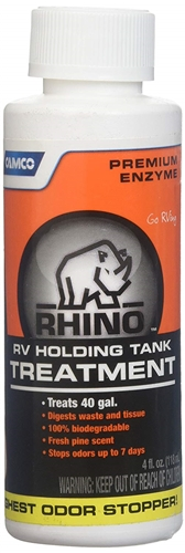Camco 41515 Rhino RV Holding Tank Treatment - 4 Oz