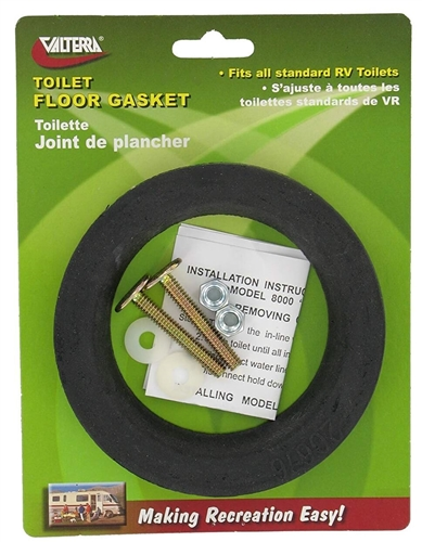Valterra Q23653VP Water Saver Toilet Floor Gasket