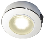 FriLight Sun LED Ceiling Light With White Trim & Switch - Blue