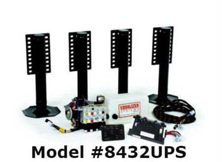 Equalizer Systems 8432UPS Level-Lite Manual 4-Point System for Bumper Pull & Travel Trailers