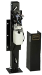 Equalizer Systems 8470UPS AJ70 Series Single Leg Hydraulic Trailer Jack with Manual Override Screw Drive - 7,500 lbs