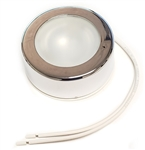 FriLight Star 3-Way Dimmable LED Light With Chrome Trim - Warm White