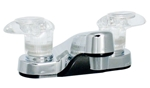 Catalina PF222301 Two Handle RV Lavatory Faucet - Chrome