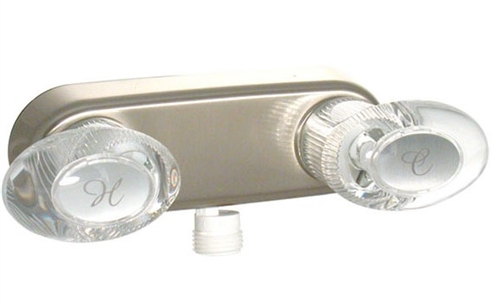 Phoenix R0463-I Two Handle Shower Valve, Brushed Nickel