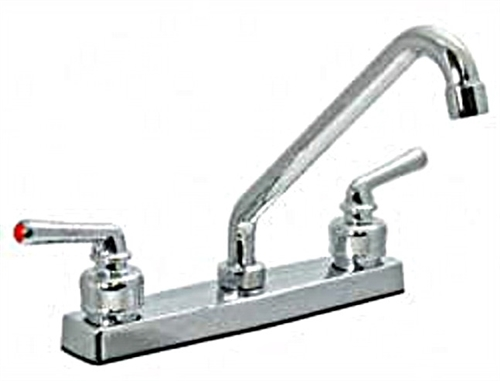 Phoenix P5002A-T44I Two Handle Hi-Rise Kitchen Faucet