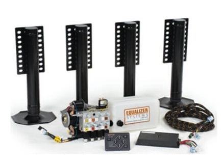 Equalizer Systems 8651UPS Auto Leveling 4-Point System for Bumper Pull & Travel Trailers