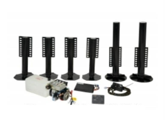 Equalizer Systems 8678UPS 6-Point 5th Wheel Auto-Level System - Standard