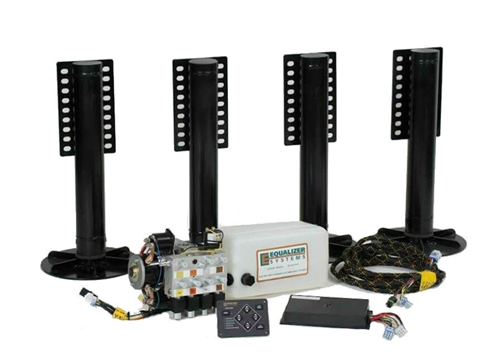 Equalizer Systems 8757TIFUPS Class B & Class C Smart-Level Leveling System for Mercedes Sprinter Chassis - Tiffin Mfg