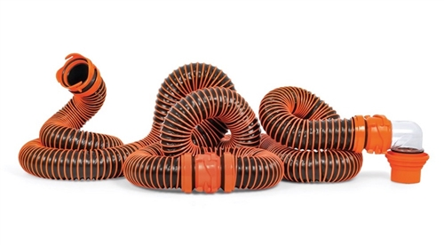 Camco 39867 RhinoEXTREME RV Sewer Hose Kit - 20'