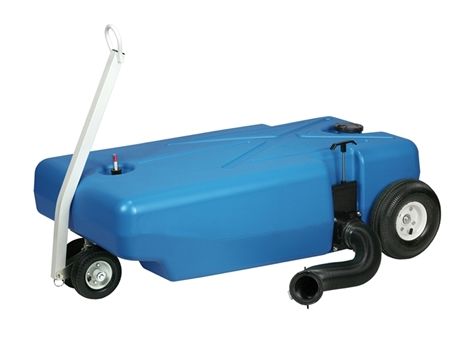 42 Gallon Tote Along Portable Holding Tank