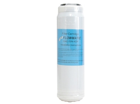 Flow-Pur GAC-10N KDF Dual System Replacement Filter - #5