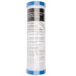 Flow-Pur MAXVOC-975RV Carbon Water Filter