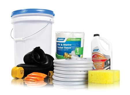 Camco 44763 Supreme Starter Kit Bucket - Level II