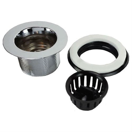 Twist Top RV Sink Basket Strainer