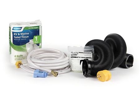 Camco 44771 Deluxe RV Starter Kit