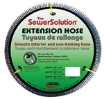 Valterra Sewer Solution 25' Extension Hose