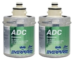 Shurflo Everpure EV959207 ADC Quick Change Part-Timer Cartridges