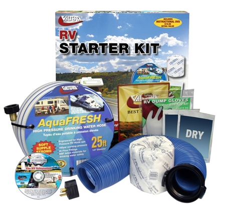 Valterra Standard Starter Kit With DVD