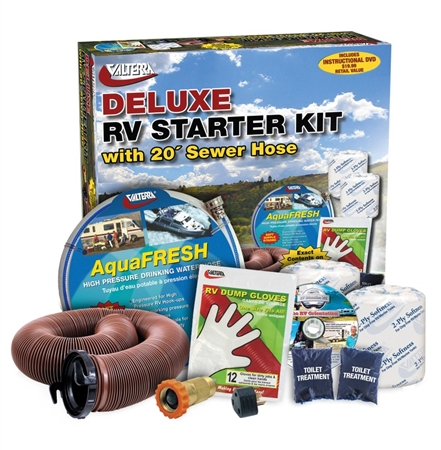 Valterra Deluxe Starter Kit With Dvd