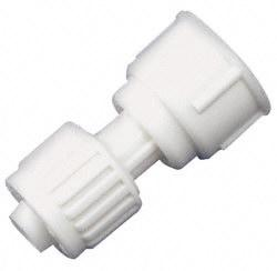 "Flair-It 06869 3/8"" Flare x 3/4"" BCT Swivel Adapter"