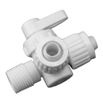 "Flair-It 16912 3-Way Water Heater Bypass Valve - 1/2"" PEX"