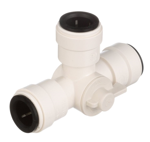 "Sea Tech 013538-10 Sea Tech 3-Way Valve, 1/2"" CTS"