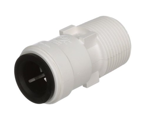 "Sea Tech 013501-1012 Male Connector, 1/2"" CTS x 3/4"" NPT"