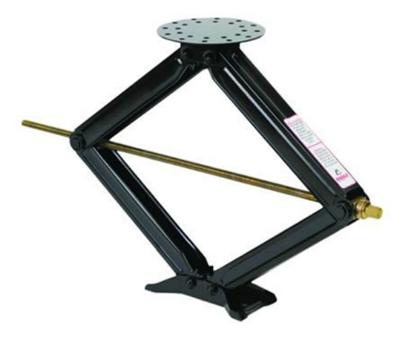 "Husky Towing 88125 Replacement Stabilizing Scissor Jack - 30"" - 5000 lbs - Single"
