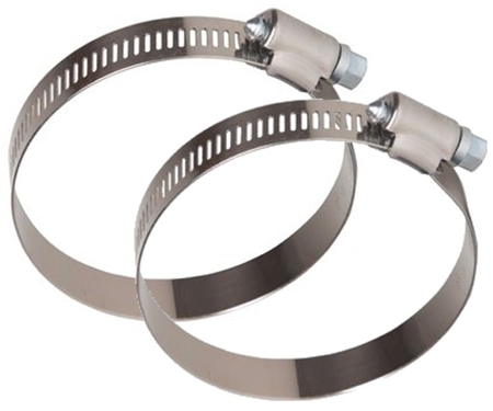 "Valterra H03-0058VP 3"" Stainless Steel Sewer Hose Clamp"