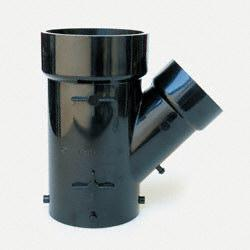 Valterra T1015-2 Wye Collector Double Reducing Fitting