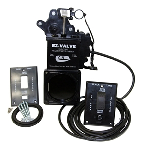 Valterra E1003VP Bladex EZ Electric Waste Valve System