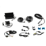 BrandMotion 9002-7802V2 Universal Trailer Rear Camera System With 7″ Monitor