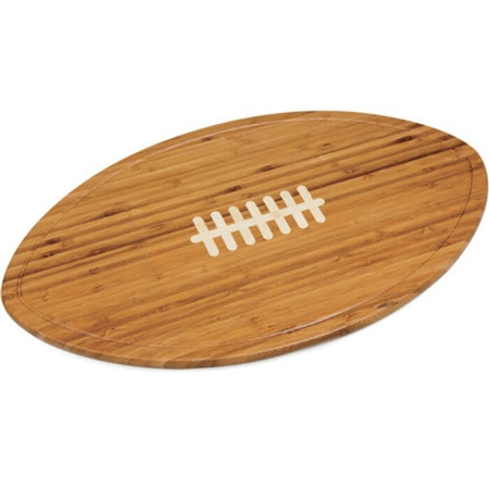 Picnic Time 908-00-505-000-0 Kickoff Cutting Board/Serving Tray - Bamboo