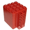 Valterra A10-0918 Stackers EZ Leveler Jack Pads - 10 Pack