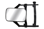 CIPA Adjustable Clip-On Towing Mirror