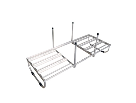 Swagman Pop-Up Trailer Roof Mount Bike Rack
