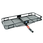 Reese 63153 Metal Cargo Carrier With Bolted Side Rails