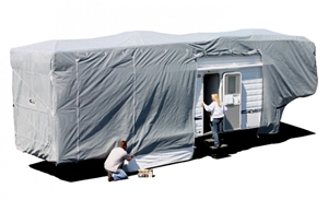"ADCO 31'1"" to 34' SFS AquaShed Fifth Wheel RV Cover"