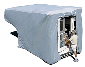 8-10' Queen SFS AquaShed Truck Camper Cover